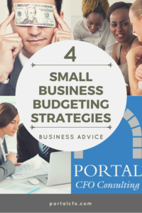 4 small business budgeting strategies