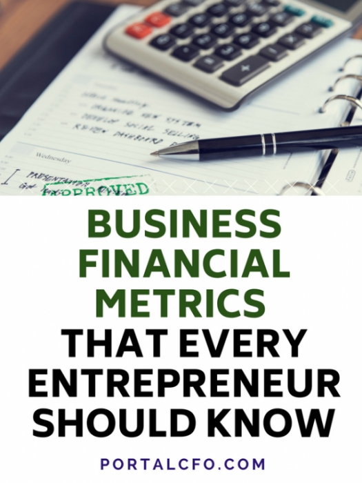 business financial metrics that every entrepreneur should know