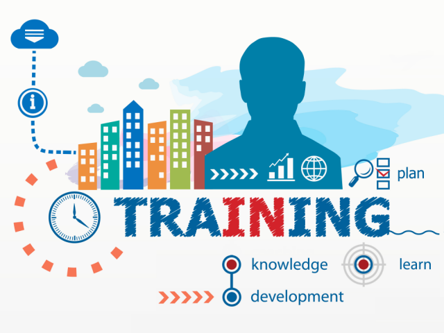 Help training employees for your service business