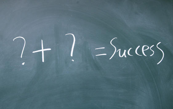 formula for success for owning a business
